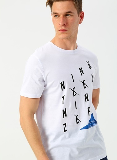 Jack & Jones Jack & Jones Booster T-Shirt Beyaz